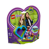LEGO樂高 FRIENDS 41358 米雅的心型盒 積木 玩具