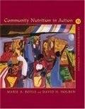 二手書博民逛書店《Community Nutrition In Action with Infotrac: Entrepreneurial Approach》 R2Y ISBN:0534465811