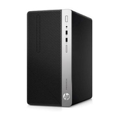 HP 400 G6 MT 主流直立商用電腦【Intel Core i5 9500 / 8GB記憶體 / 1TB+256GB SSD / W10 Pro / B360】(8ND14PC)