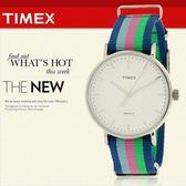 【人文行旅】TIMEX |  天美時TW2P91700 Waterbury INDIGLO 學院風文青 夜光指針錶