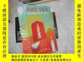 二手書博民逛書店AMY罕見TAN The Kitchen God s Wife(