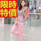 女韓版運動服套裝短袖-明星款簡單有型女戶外休閒服3色54d9【時尚巴黎】