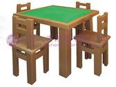 【大堂人本】運動休閒趣系列-麻將桌椅組(紙紮) (另有客製化紙紮)