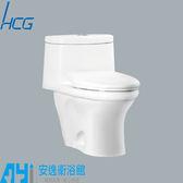 和成 HCG 麗佳多系列 馬桶 C800 AdbMUT 單體馬桶 兩段沖水 排水30公分 白色 安逸衛浴館
