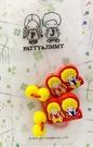 【震撼精品百貨】彼得&吉米Patty & Jimmy~三麗鷗 彼得&吉米造型髮束兩入-紅*31909