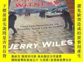 二手書博民逛書店The罕見faithful witnessY429456 Jerry wiles Halcyon 出版200