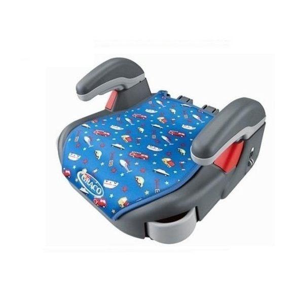 Graco COMPACT JUNIOR 幼兒成長型輔助汽車安全座椅 (卡通車)1680元(無法超商取貨)