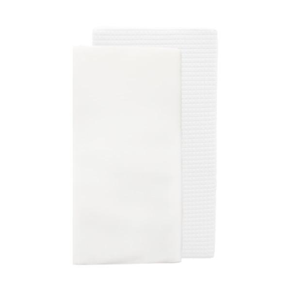 【加贈防踢背心】PAMABE 二合一水洗透氣嬰兒床墊-第二代(經典白)(60x120x5cm)