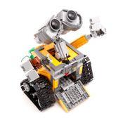 樂拼積木機器人經典復刻拼搭積木