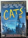 挖寶二手片-0B01-461-正版DVD-電影【CATS 貓】-百老匯經典熱門音樂劇(直購價)
