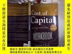 二手書博民逛書店COST罕見OF CAPITAL SECOND EDITION 資本成本第二版(118)Y203004