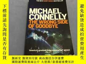 二手書博民逛書店The罕見Wrong Side of GoodbyeY8204