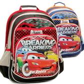 正版Disney 迪士尼汽車總動員 閃電麥昆 兒童書包 後背包-TGRB0008