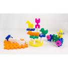 《 USL遊思樂教具 》動物嘉年華 B ( 86 PCS ) / JOYBUS玩具百貨