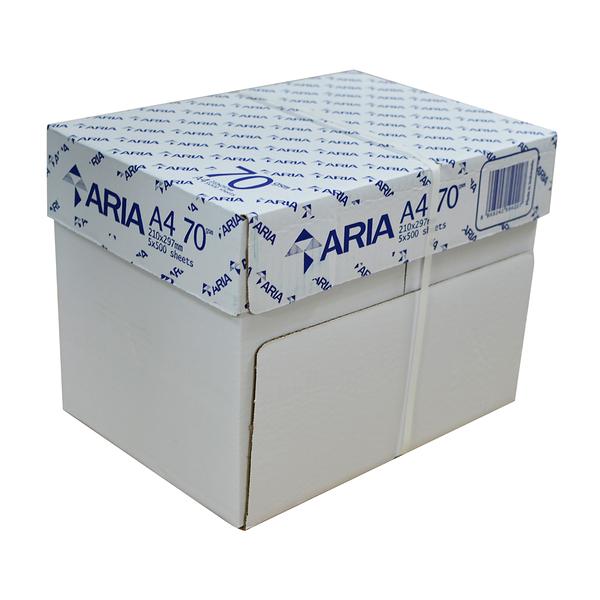 【ARIA】70P A4 影印紙(1箱5包)