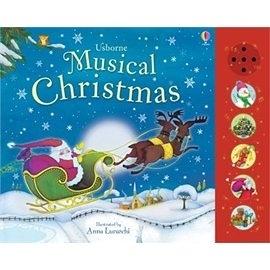 【幼兒聖誕聲音書】MUSICAL CHRISTMAS /聲音書