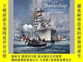 二手書博民逛書店The罕見World of the Battleship (slight damage)-戰艦世界(輕微傷害)