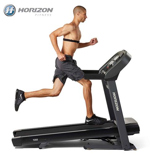 喬山 HORIZON T202 電動跑步機