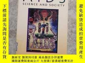 二手書博民逛書店alds罕見science and society 社會與科學Y243439 a l d s science