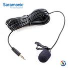 【Saramonic 楓笛】指向性電容式領夾式麥克風 SR-XMS2