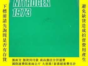 二手書博民逛書店NITROGEN罕見1973 氮Y212829 出版1973