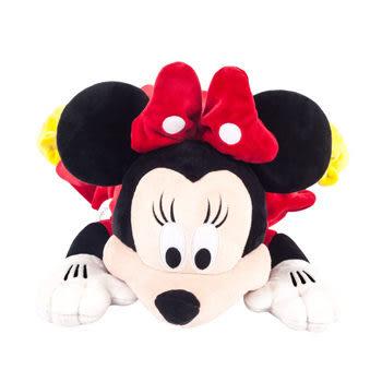 美國ZOOBIES X DISNEY 迪士尼多功能玩偶毯 【正版授權】- 米妮 Minnie(下標前請先詢問有無現貨)