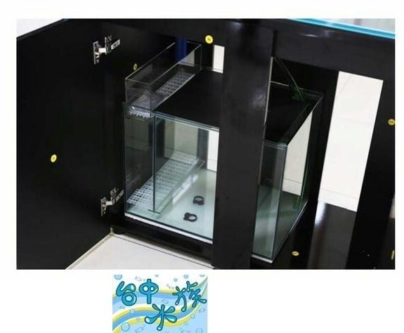 {台中水族}  超白開放 套缸組-12mm (126*50*60公分)(含魚缸+底座+底濾 )   特價  限預約自取 不寄送