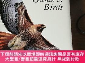 二手書博民逛書店The罕見Sibley Field Guide to BirdsY10980 The Sibley Field