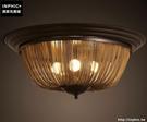 INPHIC- 美式復古鄉村創意鏈條鐵藝客廳吸頂燈個性臥室餐廳別墅燈_S197C