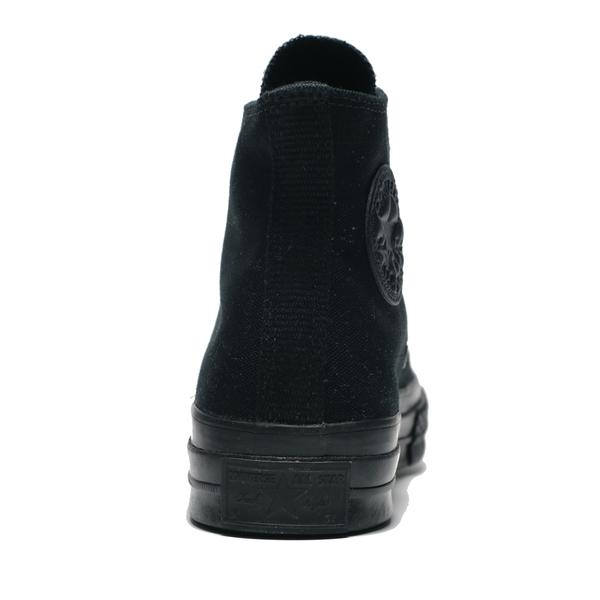 CONVERSE 帆布鞋 CHUCK TAYLOR 1970 70S 全黑 高筒 女(布魯克林) 168928C