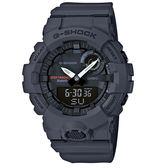 【僾瑪精品】CASIO 卡西歐 G-SHOCK 連線APP計步功能運動藍芽錶-灰/GBA-800-8A