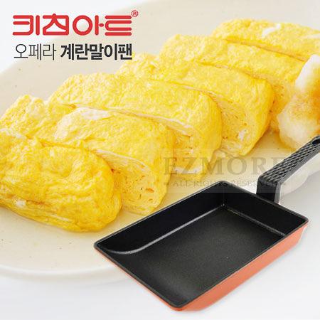 韓國 Kitchen Art 玉子燒煎蛋鍋 18cm 雞蛋煎鍋 雞蛋捲煎盤 玉子燒 煎蛋捲鍋 蛋捲鍋