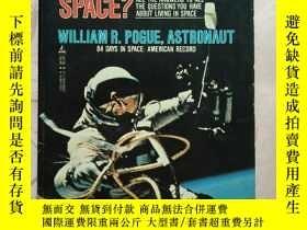 二手書博民逛書店HOW罕見DO YOU GO TO THE BATHROOM IN SPACE?(你怎麽去太空?)Y35135