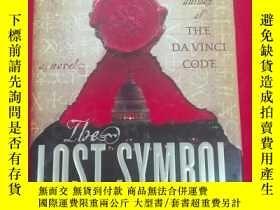 二手書博民逛書店The罕見Lost Symbol【消失的符號】硬精裝英文原版·Y