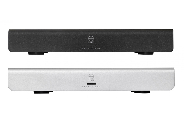 靜態展示福利品《商品全新無損傷》LINN Sneaky DSM 數位流播放器 + 綜合擴大機 (黑色)