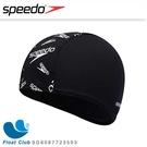 【SPEEDO】成人抗氯泳帽 Boom End+ 黑 SD8087723503 原價300元