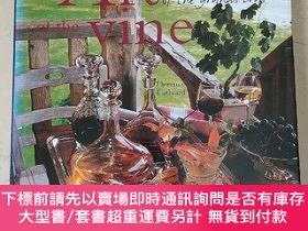 二手書博民逛書店Art罕見of the Vine: Living in the Land of the Grands Crus (