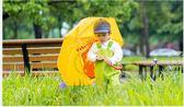兒童雨衣 兒童連體雨褲寶寶春夏雨衣小孩防臟褲幼稚園男女童背帶防水罩衣褲  瑪麗蘇