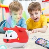 超級飛俠款樂迪故事機寶寶嬰幼兒益智玩具0-3歲早教機 QQ27855『東京衣社』