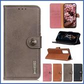 三星 Note20 Note20 Ultra KZ牛紋皮套 手機皮套 插卡 支架 掀蓋殼 保護殼