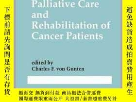 二手書博民逛書店Palliative罕見Care and Rehabilitation of Cancer Patients-癌癥