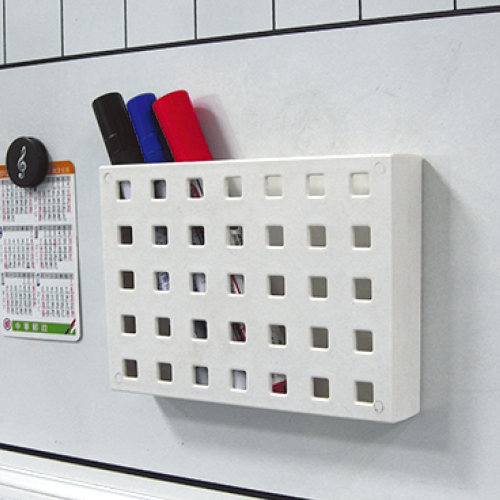 【奇奇文具】W.I.P C1502 白板筆收納磁鐵筆筒