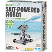 【4M】00-03353 科學探索系列 鹽水動能機器人 Salt Water Power Robot