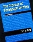 二手書博民逛書店《The Process of Paragraph Writin