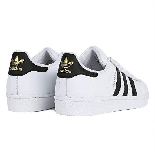 【現貨折後2380】 adidas ORIGINAL SUPERSTAR 金標 貝殼頭 金色LOGO 大童 EE8732