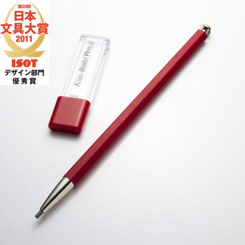 北星文具大人的鉛筆-彩茜(紅筆身紅削筆蓋)