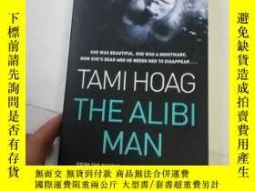 二手書博民逛書店The罕見alibi manY206777 Tami hong