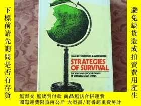 二手書博民逛書店Strategies罕見of survival THE FORE