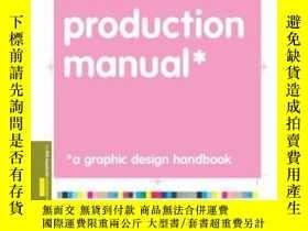 二手書博民逛書店The罕見Production ManualY255562 Gavin Ambrose Ava Publish