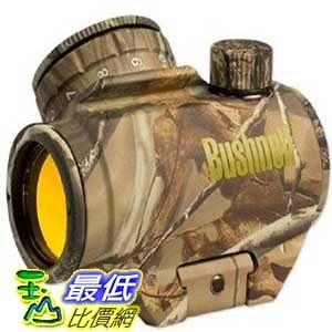 [美國直購 ShopUSA] 步槍瞄準鏡 Bushnell Trophy TRS-25 Realtree APG Camo Red Dot Sight Riflescope,1 x 25mm